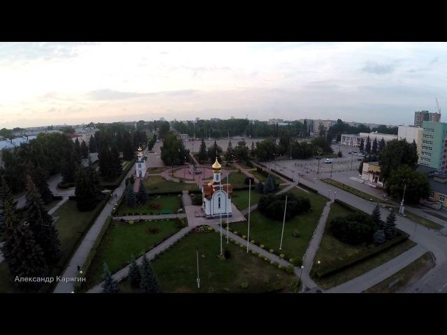 360° Тольятти Центральный район Togliatti (обычное видео)