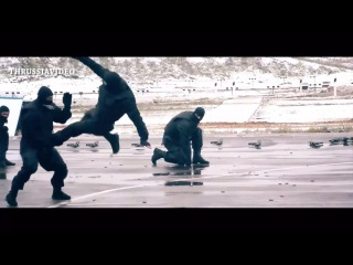 Russian Special Forces Spetsnaz Training
