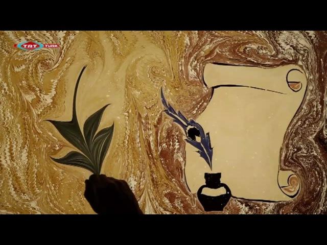 Ebru sanati