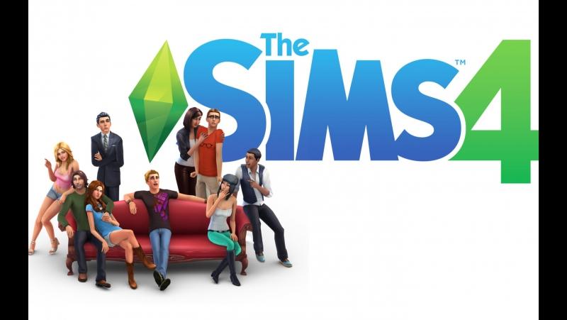 The Sims 4 CAS. Редактор персонажей. Вторая Кэти Пэрри?!