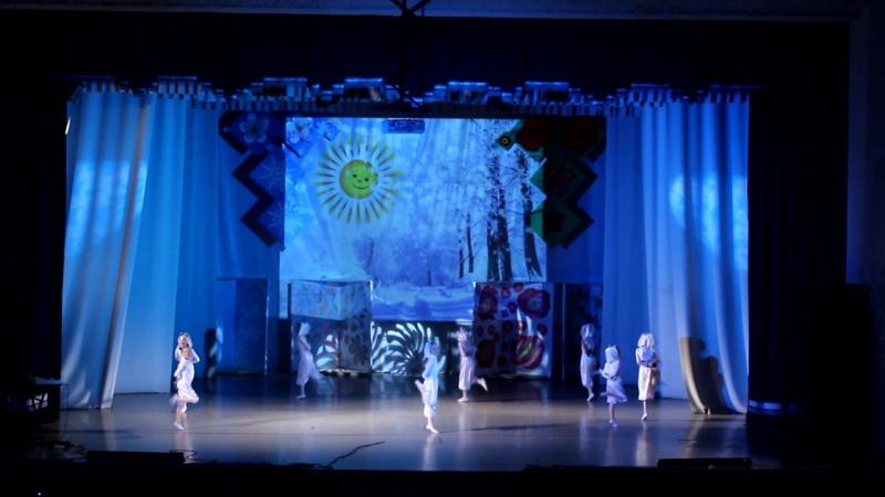 Эстрадный танец Колыбельная белых медведей автор Елена Алейникова 8 10 лет