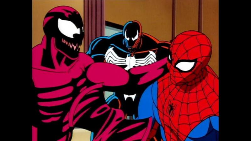 Человек-паук – 3 сезон, 10 серия. Грехи отцов. Часть 10: Возвращение Смертоносца » Freewka.com - Смотреть онлайн в хорощем качестве