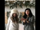 Снежок с мамулей 😄