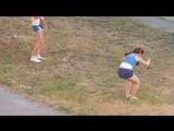 Девка под бутиратом!)))))) Прикол)