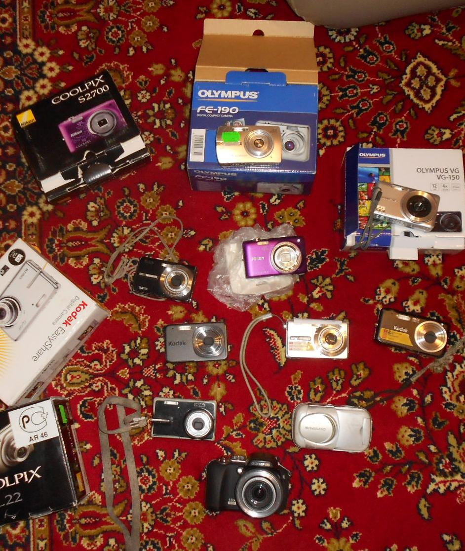 Украденные фотоаппараты фото 15 фотография