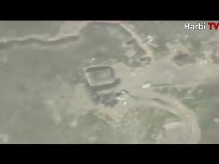 Видео с подвигом живой легенды ВС Азербайджана - Гизира Ейнуллаева