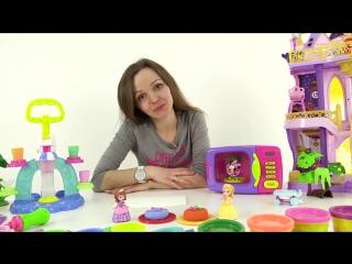 Машины сказки. Логопедические занятия для детей. Маша, София, Эмбер и разные вкусности кукольный театр