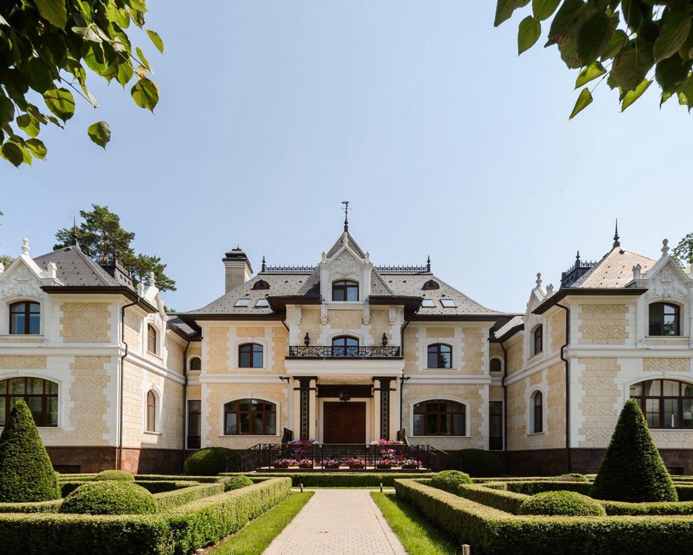 Дворец в Николино