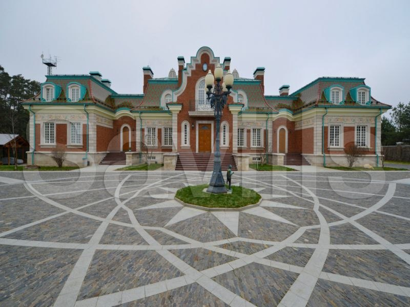 Дом в стиле неоклассицизма