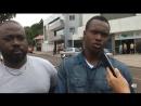 Haitianos dizem estar passando fome por falta de emprego no Brasil.