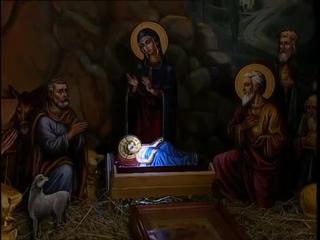 ГТРК ЛНР. Рождественское Богослужение. 7 января 2017 год