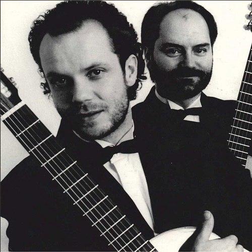 Hill-Wiltschinsky Guitar Duo (Гитарный дуэт Хилла - Вилчинского)