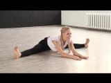 Как сесть на шпагат за 5 минут Комплекс упражнений