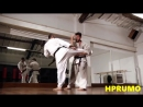 This is Kyokushin Karate 極真空手