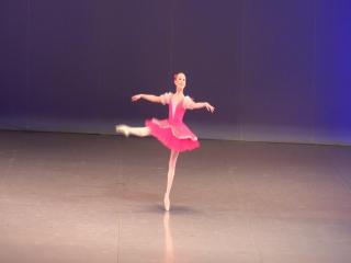 Лазарева Алеся(МХУ при МГАТТ ГЖЕЛЬ) Байер,вариация из балета ,,Фея кукол