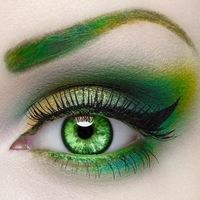 с зелёными глазами фото