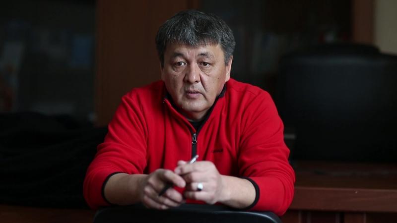 Азамат Юлдашбаев