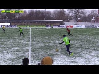 Второй дивизион А. Тур 13. Юник - Русультрас-2. (14.01.2017)