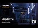 культовый берлинский клуб magdalena - инсталляция звука от Pioneer