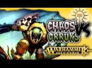 Orruk VS Chaos Age of Sigmar