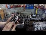 Устранение проблемы проскальзывания вылета первой передачи на мотоцикле Suzuki Haya...