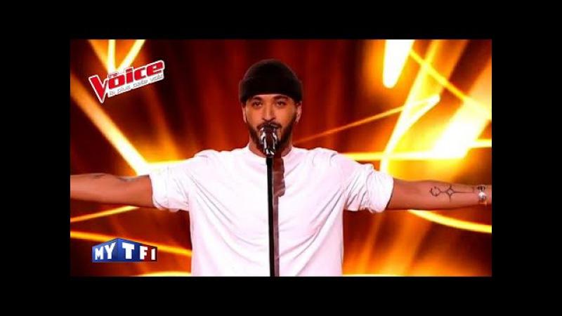 Stromae – Formidable | Slimane Nebchi | The Voice France 2016 | Epreuve Ultime