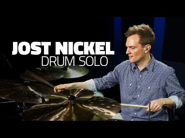 Jost Nickel Drum Solo - Drumeo