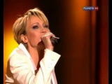 Patricia Kaas - Moscow TV - Mademoiselle chante le blues - 12 April 2011