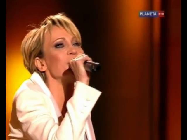 Patricia Kaas - Moscow TV - Mademoiselle chante le blues - 12 April 2011