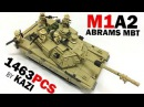 LEGO Fan's M1A2 ABRAMS MBT Tank by Kazi - Let's Build -