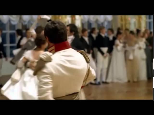 War and Peace (2007) - Dance scene