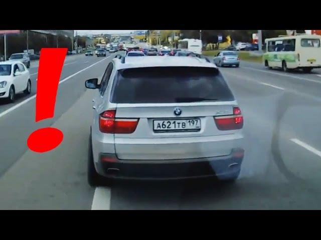 BMW BLOCKS AMBULANCE