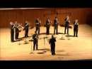 The University of Texas at Austin Trombone Octet feat. Brian Hecht