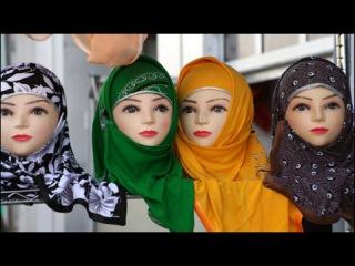 Хиджаб, Паранджа или Российский платок- новый скандал