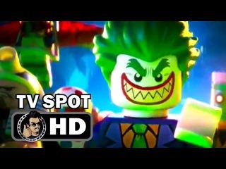 «Лего. Фильм: Бэтмен» (The Lego Batman Movie) - Extended TV Spot - Build A Hero