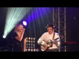 Louane et Vianney - Stay With Me @ Saint-Etienne 22.06.2015 Radio Scoop Live