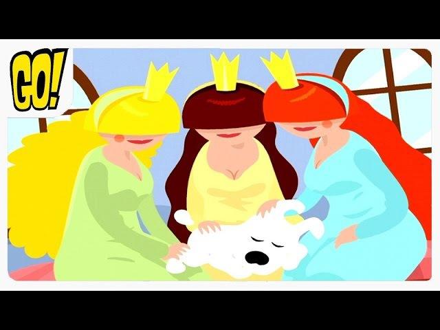 Mimpi Dreams Сны Пёсика Мимпи 3 Принцессы и Дракон Игровое Приключение для Детей