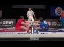Mas-Wrestling World Absolute Championship - 2017. Lindsay Hall USA vs Tuyara Orlova RUS