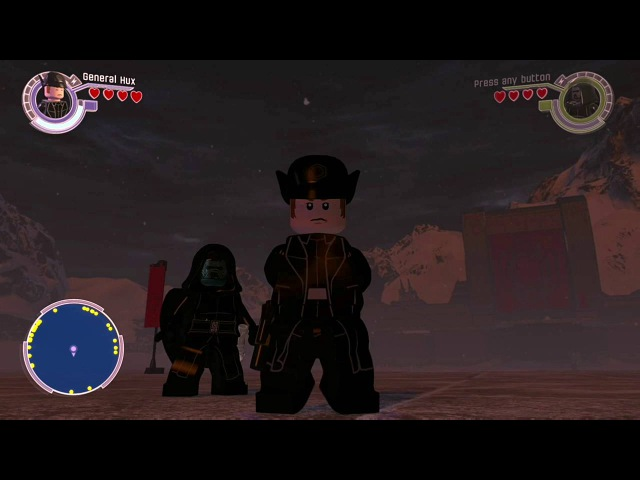 LEGO STAR WARS General Hux Announcement Compilation