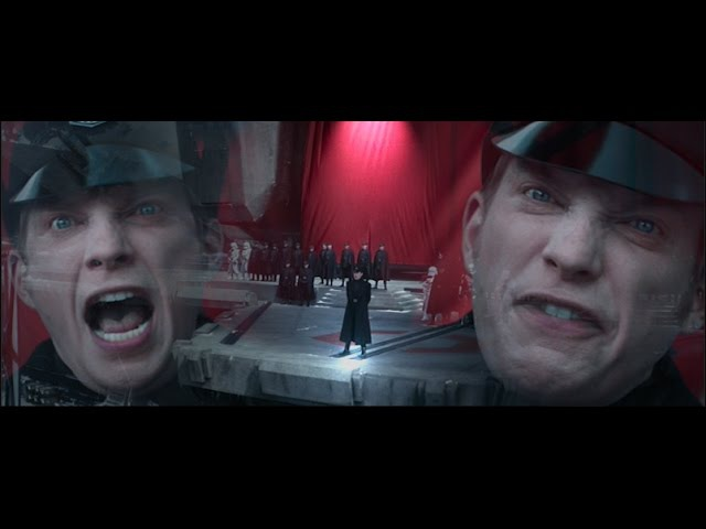 General Hux Will Always Love You