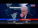 Поединок с Владимиром Соловьевым 02.03.2017.