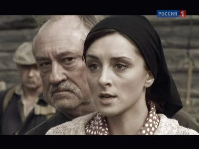 Вчера закончилась война Серия 16 2011 @ Русские сериалы