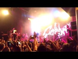 Caliban - Sonne (Rammstein cover) Moscow @Театръ 8.10.16