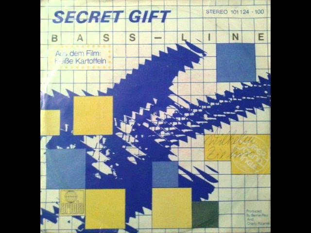 Secret gift - bass line (7inch version)
