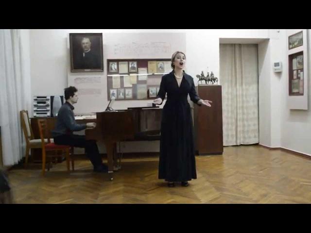 Елена Кривовяз - Отгадай моя родная (Гурилев)