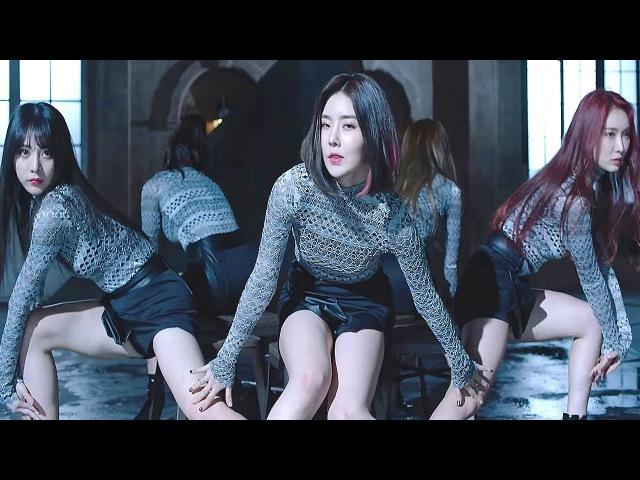 M V BRAVE GIRLS 브레이브걸스 Rollin' 롤린 안무 Dance Ver