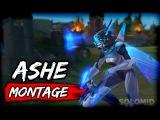Best Ashe Plays - League Of Legends Montage