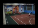 Караваево - Кристалл 2:3 Чемпионат г. Костромы по мини-футболу. Группа 3 (08.11.16) фрагменты матча