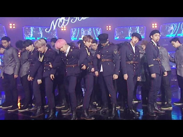 《Comeback Special》 BTS 방탄소년단 Not Today @인기가요 Inkigayo 20170226