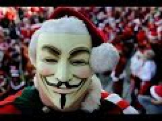 Anonymous Russia - Christmas Warning YOU are being Distracted!